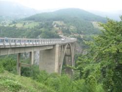 Мост через реку Тару