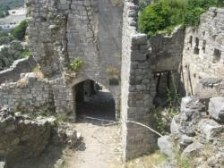 Развалины крепости в Старом Баре