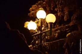 Луч света в темноте